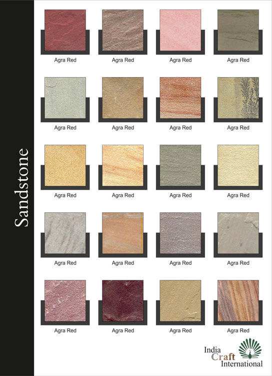 Stone Wholesaler Folder Leaves Design - India Craft INTL
